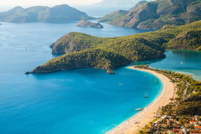 Turska letovanje na najlepšim plažama