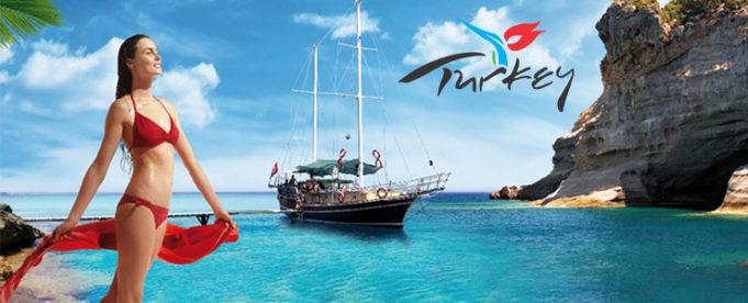 Antalija je glavni grad turskog turizma